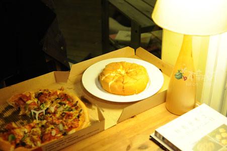 pizza & cake