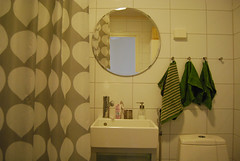 (KatjaR.) Tags: white ikea bathroom grey bathroomrenovation