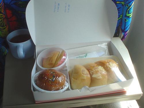 11.飛機上的簡單早餐