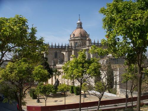 Une église parmi tant dautres en Espagne