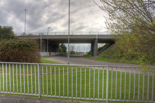 Tipner M275 Ghost Junction
