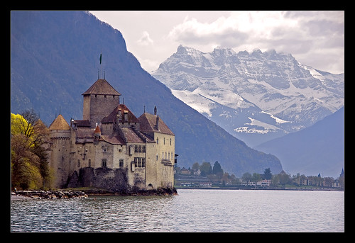Château de Chillon por shardox.