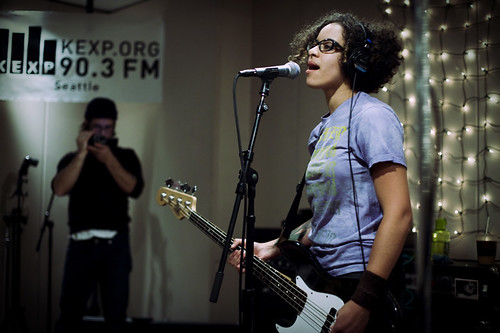 The Thermals KEXP live