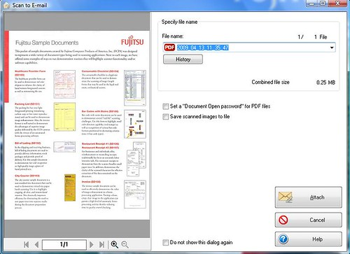 Scan to Email and Scan to Folder - Tips - Fujitsu ScanSnap Community