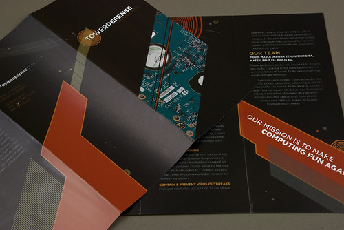 Contemporary Technology Brochure
