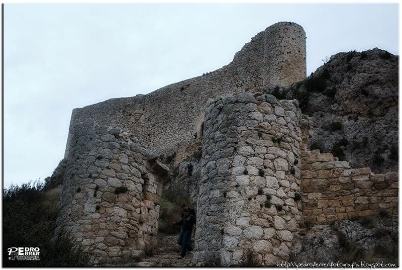 Castillo de los Rojas - Poza de la Sal - Burgos