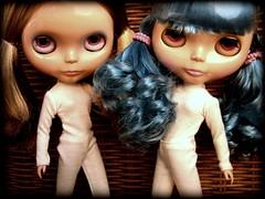 Almost Ready For Japan (WoodSpriteBlythe) Tags: carnival japan disco doll dolls candy db cc boogie blythe neo takara sbl ebl candycarnival discoboogie