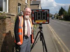 The Speedwatch equipment