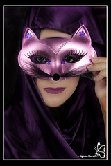 Cat Women (Najwa Marafie - Free Photographer) Tags: cat nikon women 2009 najwa d3x nonoq8 marafie