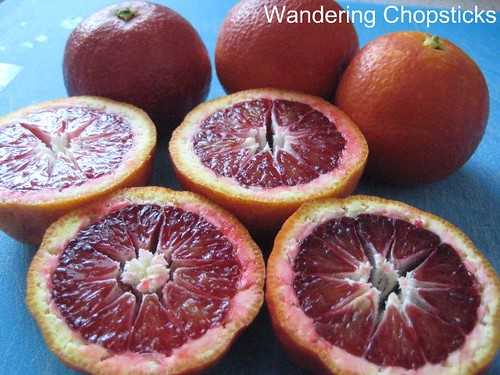 Blood Orange Juice 1