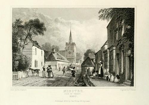 003- Minster- Isla de Thanet Kent 1835