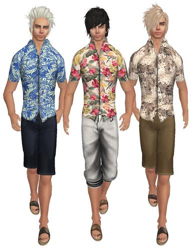 Shiki Floral Shirt