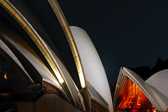 SOH ...... (Bruce Kerridge) Tags: longexposure house architecture night nikon opera sydney australia explore weekly sydneyoperahouse utzon d80