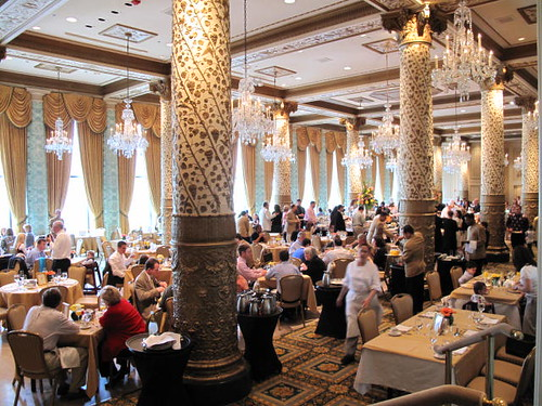 Mothers Day Brunch at the Drake Hotel - Chicago