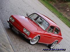 VW 1971 TL 1600 (Pablo Pelado) Tags: santa 3 vw volkswagen tl maria german type antigo clássico