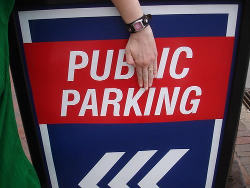 Pubic Parking