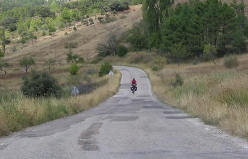soledad en la carretera