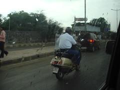 On My Way To Mumbai Domestic Terminal