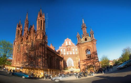 St. Anna & St. Bernhard