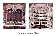 Royal Opera House - Cairo In 1935 (Tulipe Noire) Tags: africa 1930s opera egypt middleeast royal cairo 1935