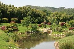 Chinese Garden (Shropshire Bogtrotter) Tags: garden chinese labambouseraie