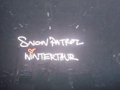 Snow Patrol @ Eishalle Winterthur