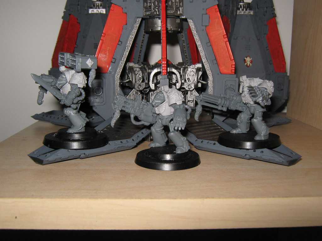 Terminator Heavy weapons squad