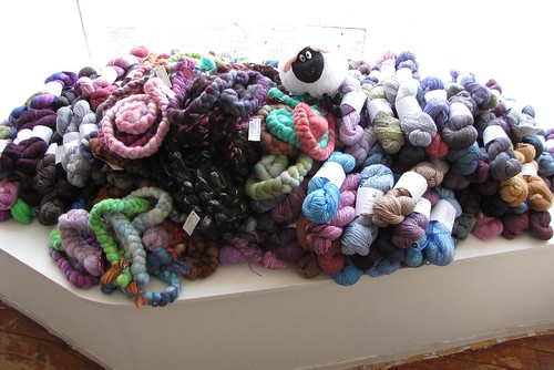 yarn mountain