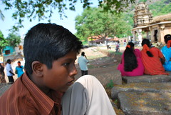 Lost In Thought (mynameisharsha) Tags: boy india lost nikon thought day outdoor bangalore sunny d60 1855mmf3556gvr mynameisharsha