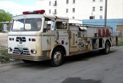 Former Merrick FD Fire Truck (mrchristian) Tags: firetruck lafrance