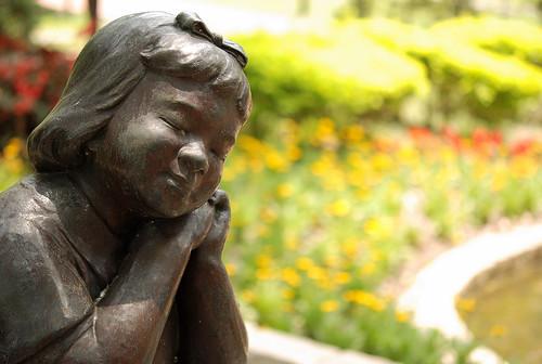 Grief Healing Garden 疗愈花园
