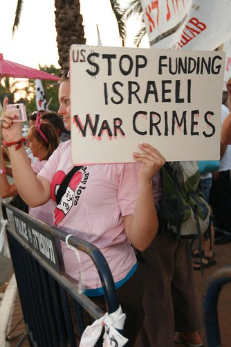 From flickr.com: Boycott Divestiture and Sanctions (BDS) {MID-104991}