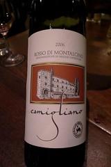2006 Camigliano Rosso di Montalcino