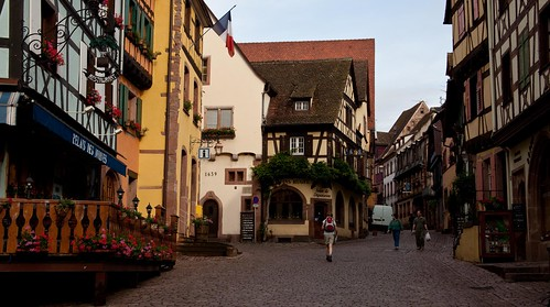 Riquewhir, Alsace