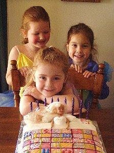 doll-cake