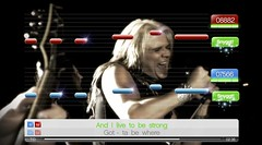 SingStar PS3 - The Poodles, Street of fire