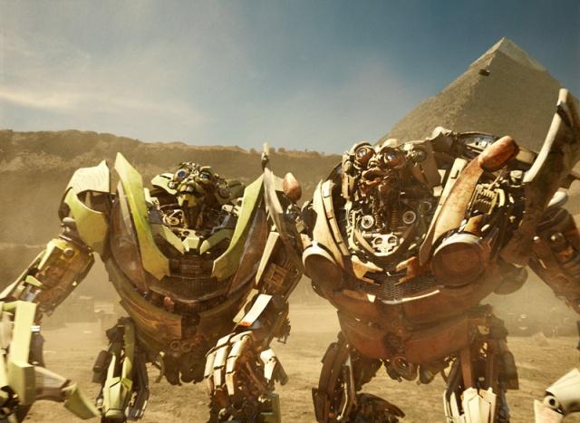 Thumb 3 nuevas fotos de Transformers 2: La venganza de los Caídos