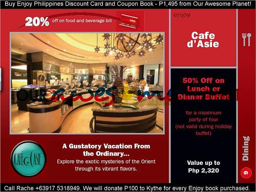 Cafe d'Asie