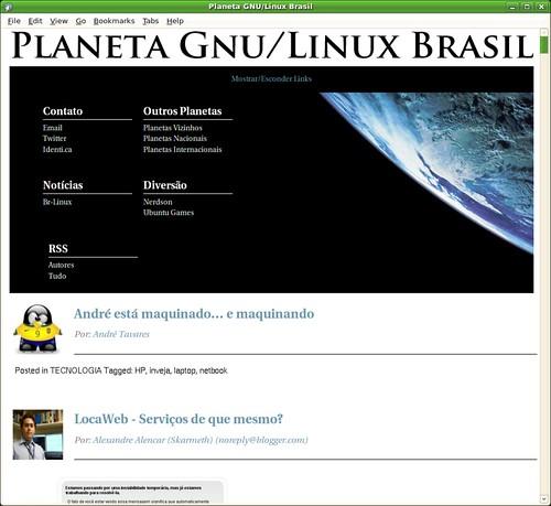 Planeta GNU/Linux Brasil