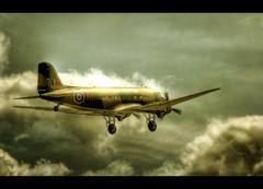 Dakota.. (jetbluestone) Tags: show aircraft air flight dakota 2009 raf cosford flickrsbest