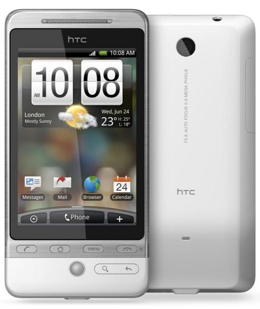 HTC Hero Android 3