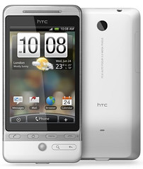 HTC Hero por Louisvolant