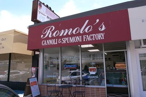 Romolo's Cannoli & Spumoni Factory