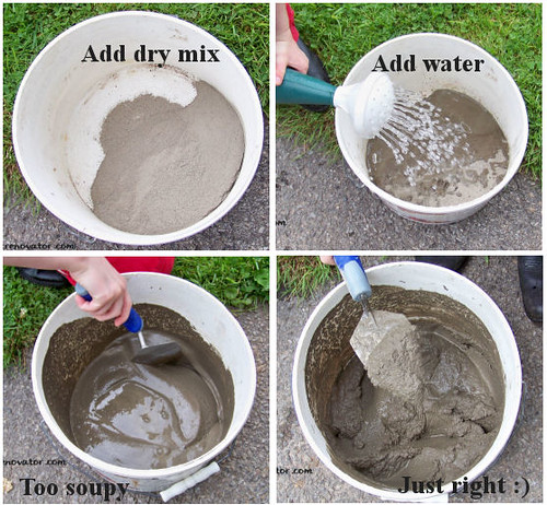 Mortar Mix Ratio : Concrete floor topping mix ratio gurus