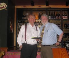 Pat Casey & Bob Tupper