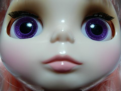Aria close-up