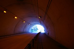 遥照山トンネル