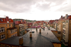 Rooftops (on a rainy Day). Day Thirtysix of 365 (chris ..lll..) Tags: roof rain project spring day rooftops stuttgart 365 36 six dach hdr regen frhling huser thirty sd dcher lehel wohnungen wwwchristophheinrichcom