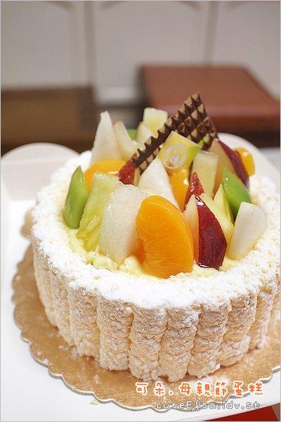 可朵.母親節蛋糕