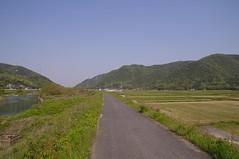 小田川土手
